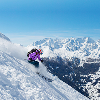 UNLIMITED SKI IN VERBIER